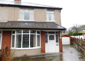 Thumbnail 3 bed semi-detached house to rent in Hollybank Grove, Bradford, West Yorkshire