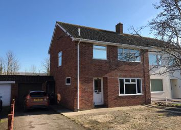 Thumbnail 3 bedroom semi-detached house for sale in Long Lakes, Williton, Taunton
