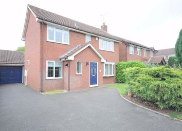 Thumbnail 4 bed detached house for sale in Lyndhurst Grove, Stone