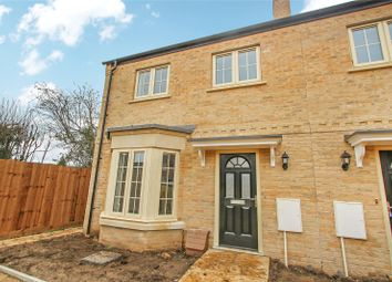 3 bed semi-detached house for sale in Ream Close, Silver Street, Godmanchester, Huntingdon, Cambridgeshire PE29