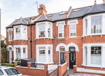 Thumbnail 5 bedroom terraced house to rent in Ormeley Road, London