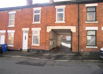 Thumbnail 1 bed flat to rent in Peel Street, Derby