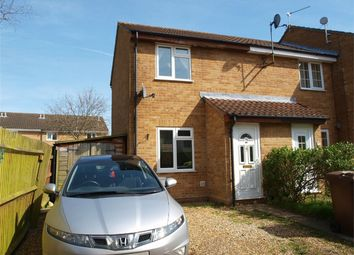 Thumbnail 1 bed end terrace house for sale in Mokyll Croft, Taverham, Norwich