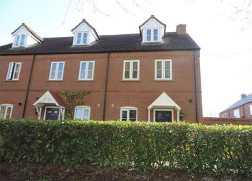 Thumbnail 3 bed end terrace house to rent in Telford Court, Spalding, Lincolnshire