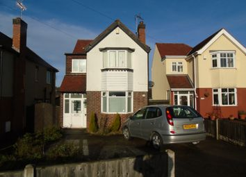 Thumbnail 3 bed detached house to rent in Eakring Road, Mansfield, Nottinghamshire