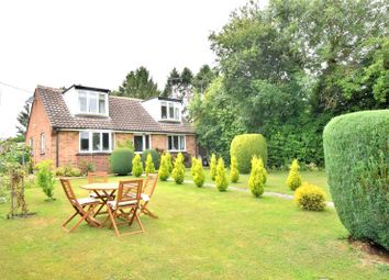 Thumbnail 3 bed detached bungalow for sale in Cox Hill, Great Easton, Dunmow