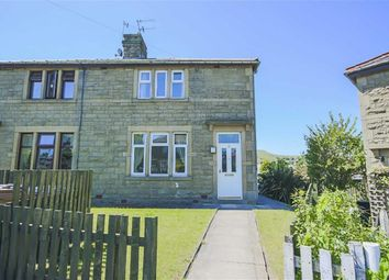Thumbnail 2 bed semi-detached house for sale in Booth Crescent, Waterfoot, Lancashire
