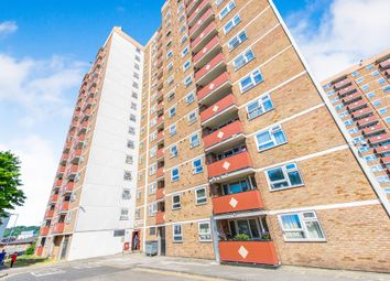 Thumbnail 1 bedroom flat for sale in Dorset Court, Kingsland Road, Luton, Bedfordshire