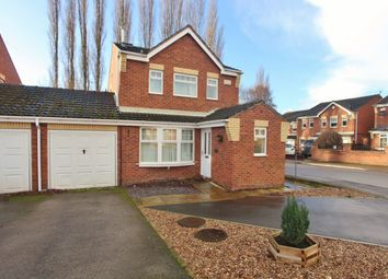 Thumbnail 3 bedroom detached house for sale in Bayford Way, Wombwell, Barnsley