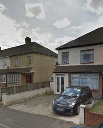 Thumbnail 2 bed terraced house to rent in Winterbourne Road, Dagenham