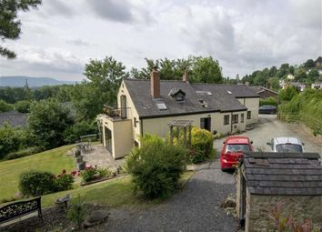 Thumbnail 4 bed detached house for sale in Pant, Oswestry