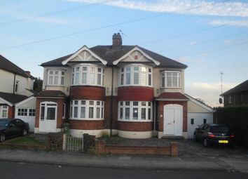 Thumbnail 3 bed end terrace house to rent in Eastern Avenue, Chadwell Heath