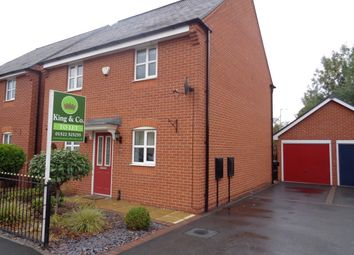 Thumbnail 3 bed detached house to rent in Nero Way, Lincoln