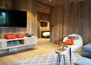 Thumbnail 4 bed property for sale in Megève, France