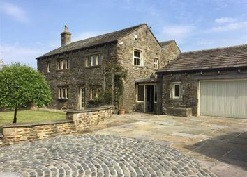 Thumbnail 4 bed detached house for sale in Old Stone Trough Lane, Kelbrook, Barnoldswick