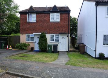 Thumbnail 2 bed semi-detached house to rent in Stapleford Close, London