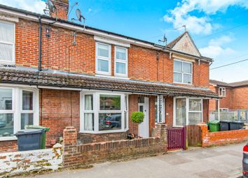 Thumbnail 3 bed terraced house for sale in Hamilton Road, Bishopstoke, Eastleigh