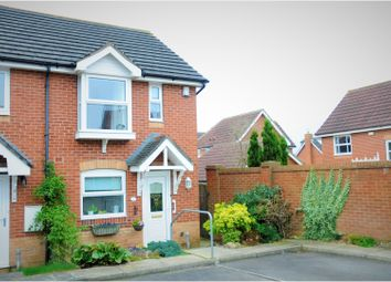 Thumbnail 2 bed end terrace house for sale in Elm Tree Close, Leeds