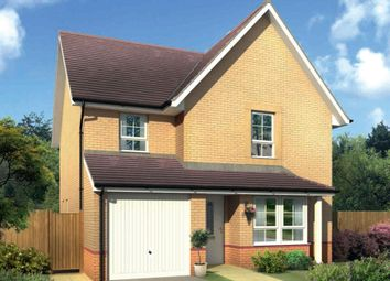 "Thumbnail 4 bed detached house for sale in ""Guisborough"" at Yarnfield, Stone"