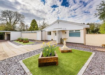 Thumbnail 4 bed detached bungalow for sale in High Ercall, Shrewsbury Road, Telford, Shropshire