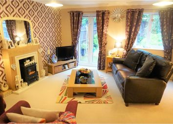 Thumbnail 4 bed link-detached house for sale in Stonehills Way, Sutton-In-Ashfield