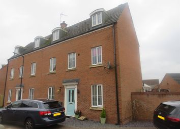 Thumbnail 3 bed semi-detached house for sale in Berrybanks, Rugby