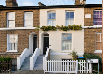 2 bed terraced house for sale in Lizban Street, London SE3