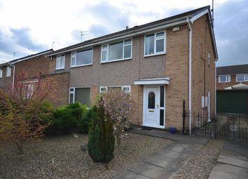 Thumbnail 3 bed property for sale in Elmete Avenue, Sherburn In Elmet, Leeds