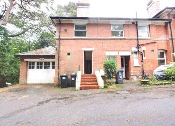 Thumbnail 3 bed flat to rent in West Cliff Road, Bournemouth