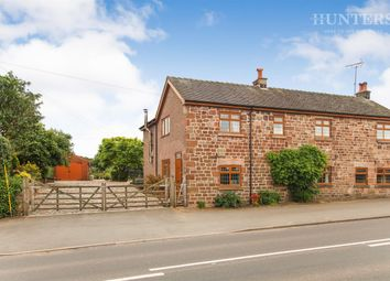 Thumbnail 5 bed property for sale in Scraggs Cottage, Cheadle Road, Cheddleton, Leek