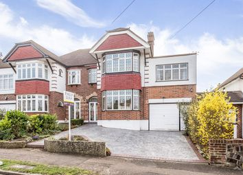 Thumbnail 4 bedroom semi-detached house for sale in Fontayne Avenue, Chigwell