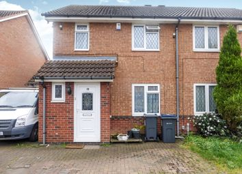 Thumbnail 3 bed semi-detached house for sale in Larchfield Close, Handsworth Wood, Birmingham
