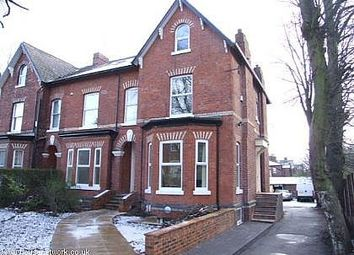 Thumbnail 2 bed flat to rent in Heaton Moor Road, Stockport, Greater Manchester