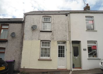 Thumbnail 1 bed terraced house for sale in Ellick Street, Blaenavon