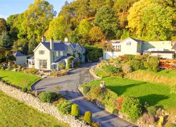 Thumbnail 7 bed detached house for sale in Geufron, Llangollen, Clwyd