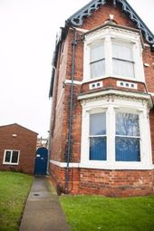 Thumbnail 4 bedroom flat to rent in Park Road North, Middlesbrough