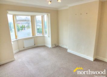 Thumbnail 3 bed flat to rent in Bavington Drive, Fenham, Newcastle Upon Tyne