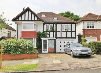 Thumbnail 6 bedroom detached house for sale in Corringham Road, Wembley