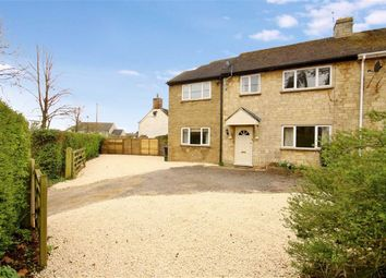 Thumbnail 4 bedroom semi-detached house to rent in Highworth Road, Shrivenham, Oxfordshire