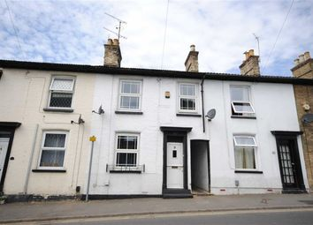 Thumbnail 2 bed terraced house for sale in Stoke Road, Linslade, Leighton Buzzard