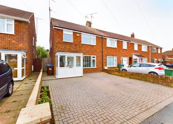 Thumbnail 3 bed end terrace house for sale in Narbeth Drive, Aylesbury, Bucks