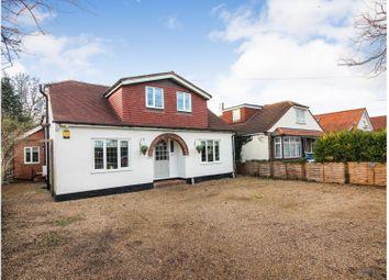 Thumbnail 4 bed detached bungalow for sale in Scotts Avenue, Sunbury-On-Thames