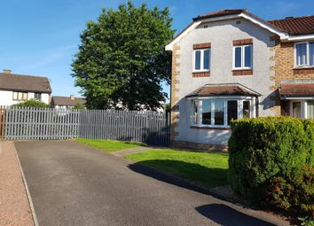 Thumbnail 2 bed semi-detached house for sale in Thistle Place, Heathhall, Dumfries