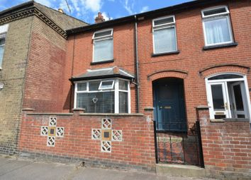 3 bed terraced house for sale in St. Leonards Road, Lowestoft NR33