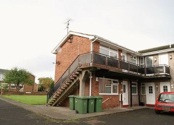 Thumbnail 1 bed flat for sale in Staward Avenue, Seaton Delaval, Whitley Bay