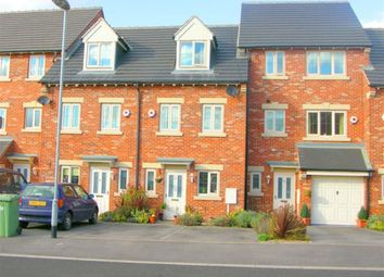 Thumbnail 3 bed terraced house to rent in Burleigh Court, Tuxford, Newark