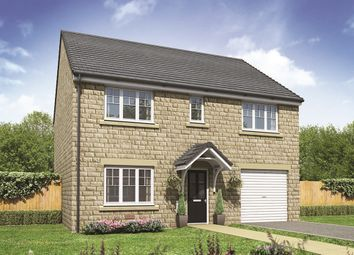 "Thumbnail 5 bed detached house for sale in ""The Strand "" at Bawtry Road, Bessacarr, Doncaster"