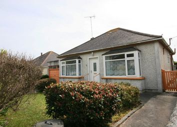 Thumbnail 2 bed detached bungalow for sale in Carbeile Road, Torpoint