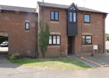 Thumbnail 2 bed terraced house for sale in Coopers Way, Claydon, Suffolk