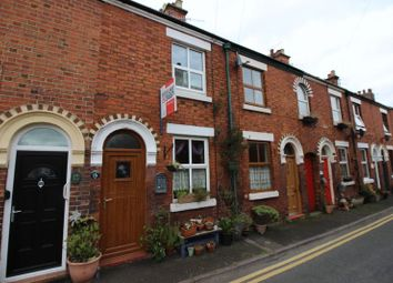 Thumbnail 2 bed terraced house to rent in York Street, Leek, Staffordshire